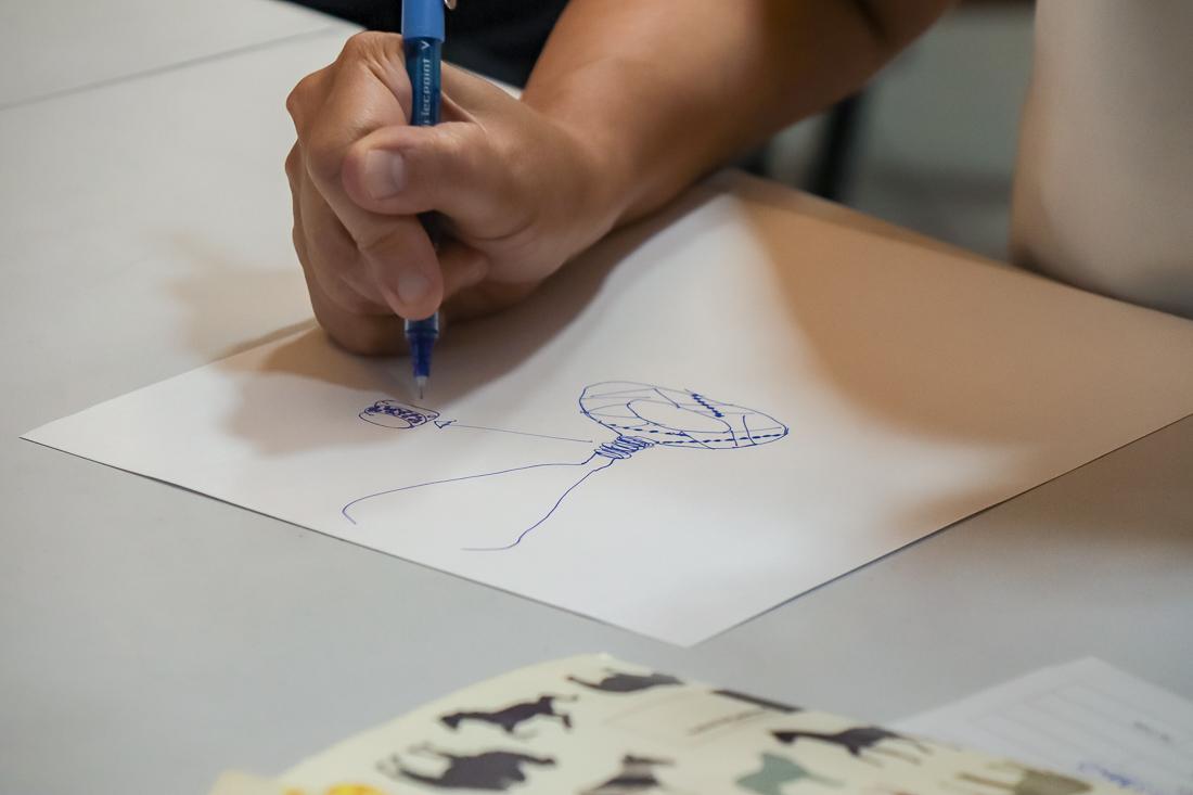 Creative Process - Rita Nazareno