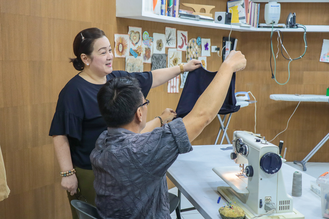 Introduction to Sewing - Pidge Reyes
